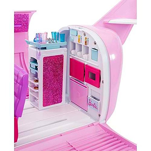Barbie Airplane Passport Glamour Vacation Jet Pink