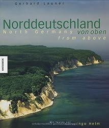 Norddeutschland von oben / Northern Germany from above