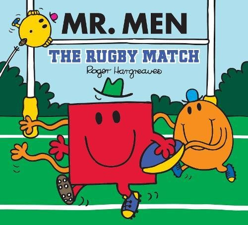The rugby match