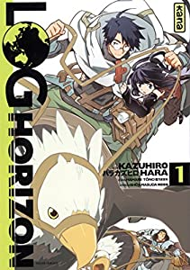 Log Horizon Edition simple Tome 1