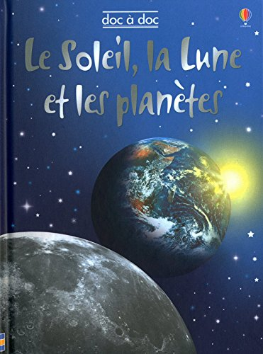 Le soleil, la lune et les étoiles - Doc à doc par Stephanie Turnbull