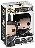 Game Of Thrones Juego de Tronos Figura Vinilo Jon Snow 07 Figura de colección Standard