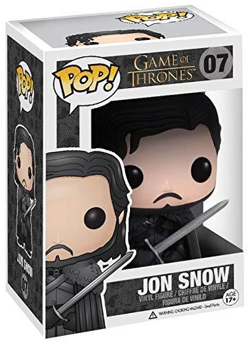 Figura Vinyl POP! Juego de Tronos Jon Snow