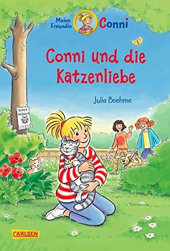 Conni-Erzählbände 29: Conni und die Katzenliebe das Buch von Julia Boehme - Preise vergleichen & online bestellen