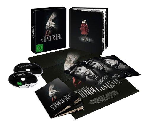 Bild von Schindlers Liste - Limited Edition [Blu-ray] [Deluxe Edition]