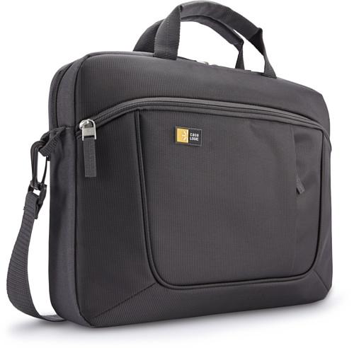Case Logic AUA316GY Notebook & Tablet Attaché 39,6 cm (15,6 Zoll) Notebooktasche Grau - Grau Laptop Attache