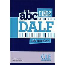 ABC DALF - Niveaux C1/C2 - Livre + CD