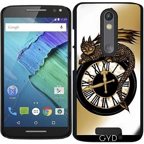 Custodia per Motorola Moto X (3 generation) - Tempo Drago by Pezi Creation