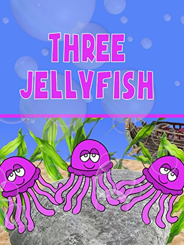 Three Jellyfish Cover