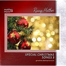 Special Christmas Songs (Vol.3) - Gemafreie Weihnachtsmusik (Die schönsten deutschen & englischen Weihnachtslieder)