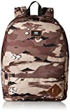 Vans Old Skool II Backpack Mochila Tipo Casual, 39 cm, 22 Liters, (Storm Camo)