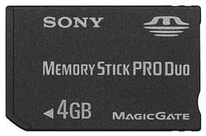 Mémoire sony memory stick pro duo mark2 carte mémoire microSDHC avec adaptateur pour appareil photo numérique sony cyber-shot dSC-t70HDPR/dSC-t77/dSC-t9/dSC-/ u30 dSC-u40/dSC-u50/dSC-u60/dSC-v1/dSC-v3/dSC-w1/w10 sandisk dSC-sac de voyage, sac de rangement.