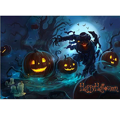 Ghost Kostüm Tüll Weiß - QinMM W Halloween Spielzeug Scary Ghost String,5d Stickerei gemälde Strass eingefügt DIY Diamant malerei kreuzstich