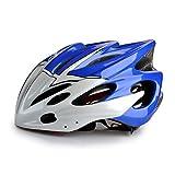 Sport Fahrrad Radfahren Schutzhelm in blau Größe 52-63cm