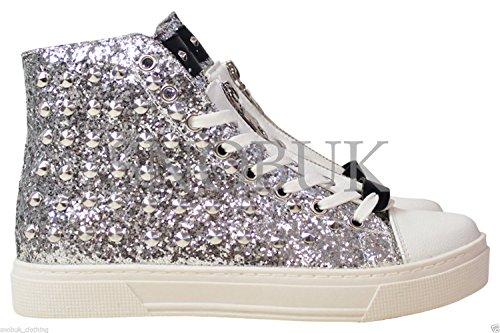 carling-zapatillas-altas-chica-mujer-color-plateado-talla-42