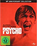 Psycho (50th Anniversary Collection) [Blu-ray]