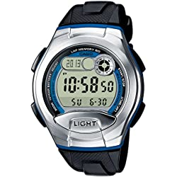 Casio Collection Herren-Armbanduhr Digital Quarz W-752-2BVES