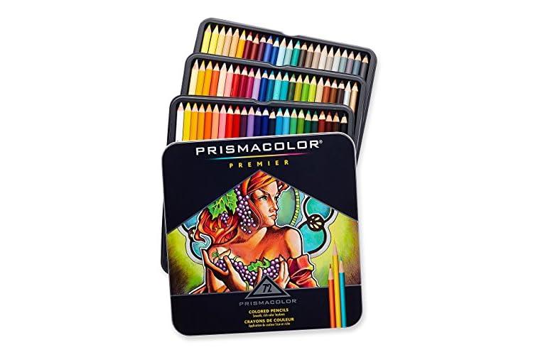 Prismacolor Premier Colored Pencil Set 72