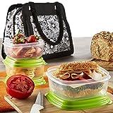 Best Fit & Fresh Freezer Packs - Fit & Fresh Ashland Lunch Bag Kit Review