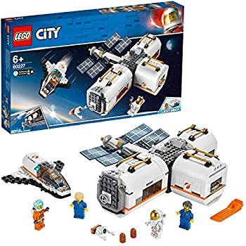 LEGO CITY SPACEPORT ~ Replacement STICKER SHEET for Retired Space Set 60080 NEW