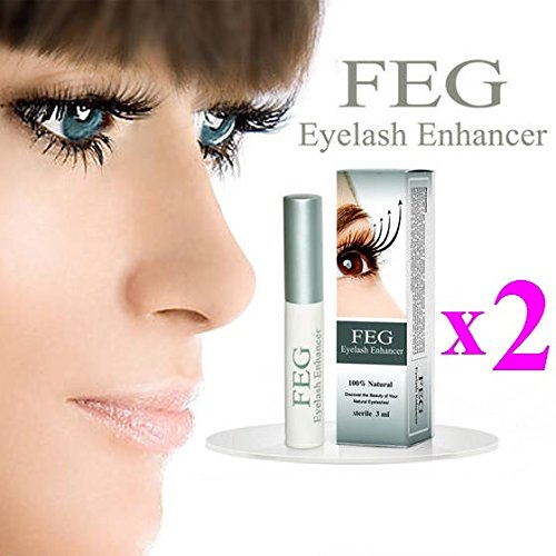 2x-feg-eyelash-enhancer-2-pieces-of-most-powerful-eyelash-growth-serum-100-natural-promote-rapid-gro