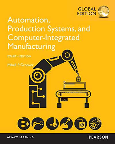Automation, Production Systems, and Computer-Integrated Manufacturing,Global Edition