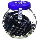 Tintenpatronen Standard, 100er-Glas, königsblau