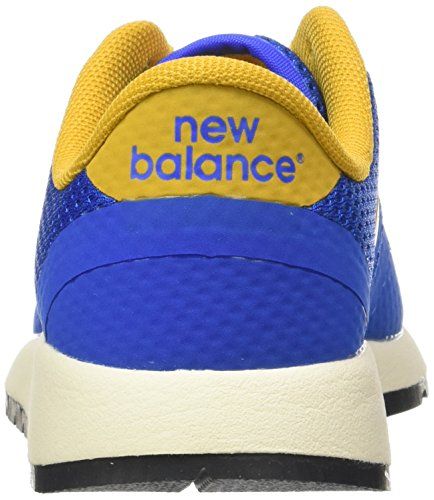 New Balance Unisex-Kinder Kfl420 Sneakers Blau (Blue/yellow)