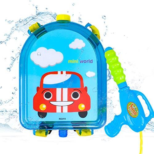 Mitlfuny Auto-Modell Plüsch Bildung Squishy Spielzeug aufblasbares Spielzeug im Freien Spielzeug,Spaß Kinder Spritzen Kampf Strand Kinder Sommer Spielzeug Spray Wasser Spielzeug (Kostüm Kind Gladiator)