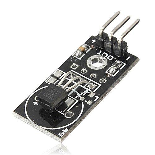ROUHO Módulo De Sensor De Temperatura Digital Ds18B20 DC 5V De Arduino