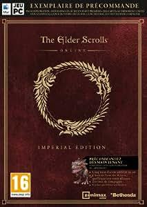 The Elder Scrolls Online: Edition Impériale  [Code Jeu PC - Sans DRM]