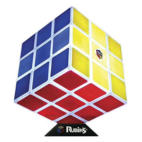 Rubiks Cube Light 80s Party Decoration with USB Charge Lead. High Quality - Lots of 5 Star Ratings on Amazon