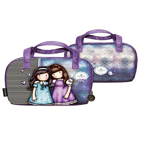 ec1d4267557c2e Gorjuss Santoro London Friends Walk Together Bolsa Escolar 28cm