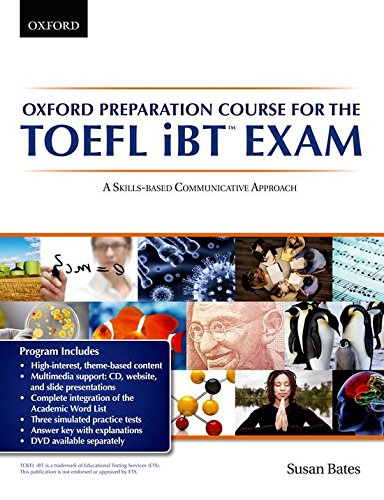 Oxford Preparation Course for the TOEFL iBT™ Exam: Oxford preparation course for TOEFL IBT exam. Con espansione online. Con 6 CD Audio. Per le Scuole superiori