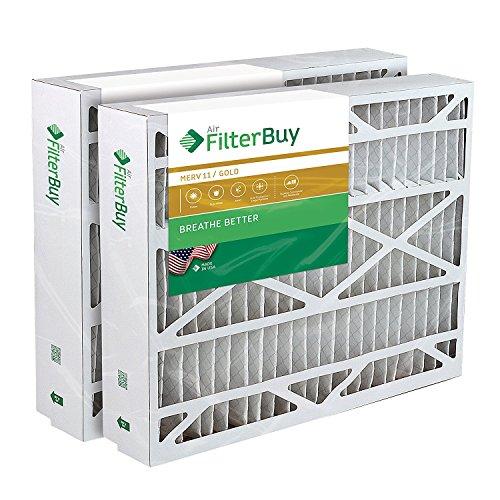 17,5x 27x 5Trane passgenau bayftfr17m Ofen Filter/Air Filter. (2Pack) MERV 11 -