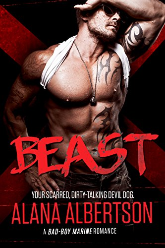 beast-a-bad-boy-marine-romance-heroes-ever-after-book-1-english-edition