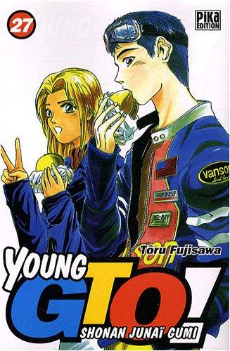 Young GTO - Shonan Junaï Gumi Vol.27