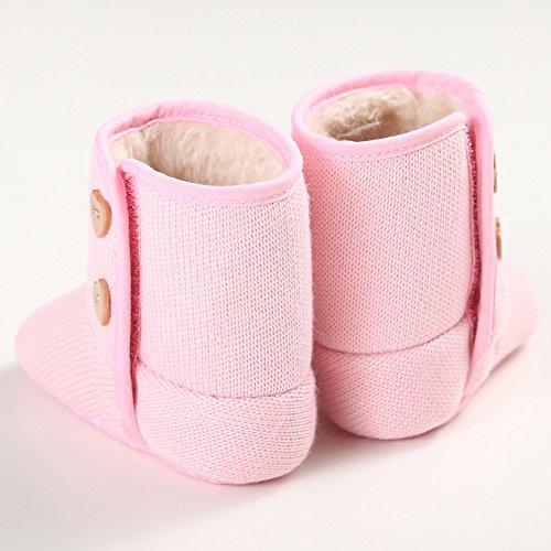 Leap Frog  Winter Snow Boots, Baby Mädchen Krabbelschuhe & Puschen Rose