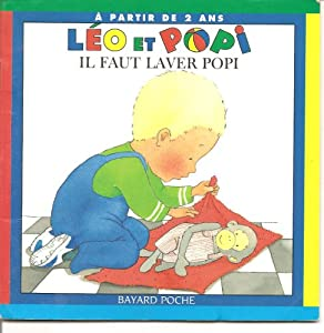 """Afficher """"Il faut laver Popi"""""""