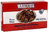 Produkt-Bild: Wardour Fancy Whole Smoked Oysters 85g