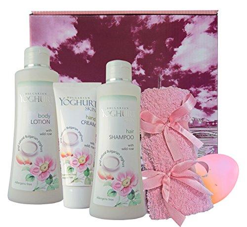 regalo-mujer-yoghurt-skin-locion-para-el-cuerpo-crema-para-las-manos-champus-jabon-aromatherapie-y-t