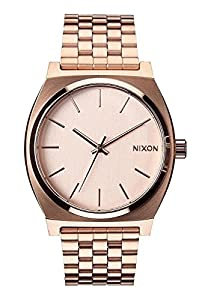 Nixon Time Teller All Rose Gold de Nixon