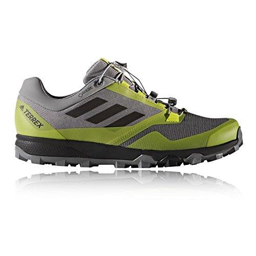 adidas Damen Terrex Agravic GTX W Trekking & Wanderhalbschuhe, blau, 50.7 EU
