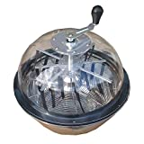 Tumble hydroponischen Leaf Trimmer Cutter Bowl 16-Zoll-Knospe Trimmer Twisted Spin Cut für Plant Bud und Blume-Clear Visibility Dome