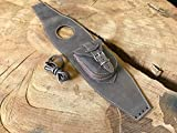 Tankpad Tank chap HD Harley Davidson Sportster Sporty Tasche Leder Braun 48 Tankchap Peanut Tankschutz Dashboard Ledertasche