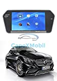 #10: CapoXMobil 7 Inch Rearview HD LED Bluetooth Screen for Mercedes-Benz S Class Coupe