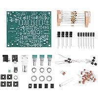 Zerone Airband Receptor de Radio Aviation Band Receiver DIY Kit Alta Sensibilidad 118-136 MHz Am
