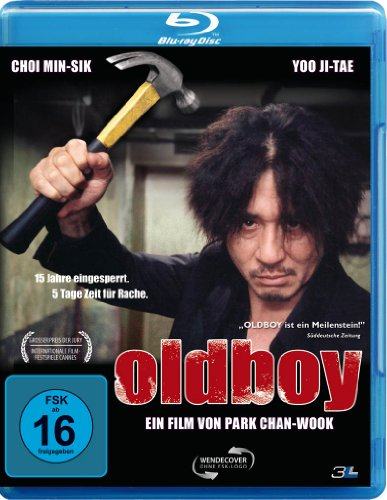 Bild von Oldboy [Blu-ray]