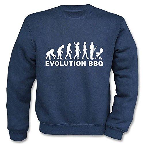 Pullover - Evolution BBQ Navy