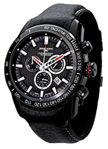 Jorg Gray Herren-Armbanduhr Chronograph Quarz JG3700-31